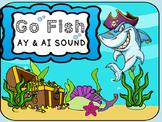 Phonics Go Fish 'ai and ay' Words