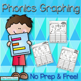 Phonics Graphing No Prep