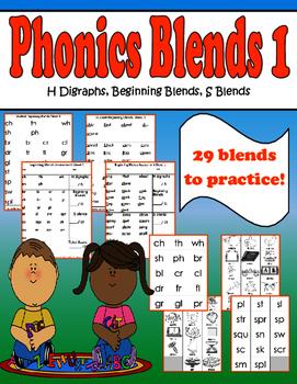 Phonics Group 1- Beginning Blends
