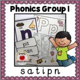 satpin Phonics Group 1