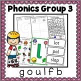 Phonics Group 3