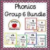 Phonics Group 6 Bundle