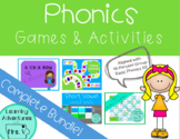 Phonics Growing Bundle {supports 95% Group Basic Kit}