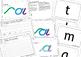Phonics & Handwriting: Set 9: igh.ow