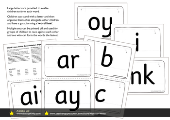 Phonics & Handwriting: Initial Consolidation for the Foundation Stage