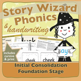 Phonics & Handwriting: Initial Consolidation for the Found
