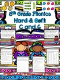 Phonics - Hard and Soft C and G