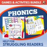 Phonics Games and Activities Bundle