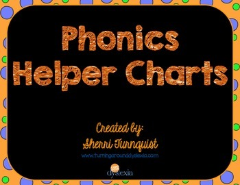 Phonics Helper Poster Set