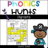 Phonics Hunts: Digraphs
