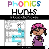 Phonics Hunts: R Controlled Vowels