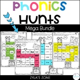 Phonics Hunts: The Bundle