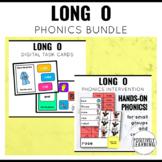 Phonics Hybrid Bundle for Long O