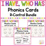 Phonics Games R-Control Vowels BUNDLE