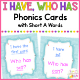 Phonics Game Short A (CVC) Words