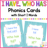 Phonics Game Short I (CVC) Words
