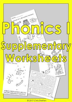 Phonics I Supplementary Worksheets