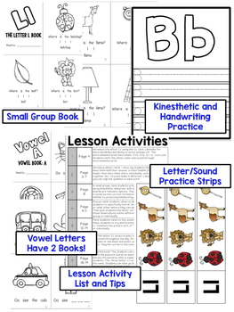 Phonics Instruction: BUNDLED