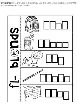 Phonics Instruction L Blends