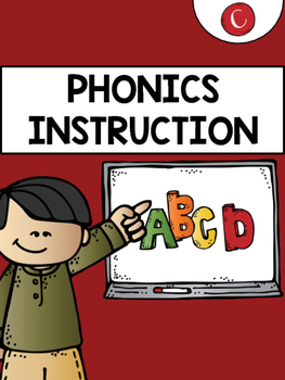 Phonics Instruction: Letter Cc