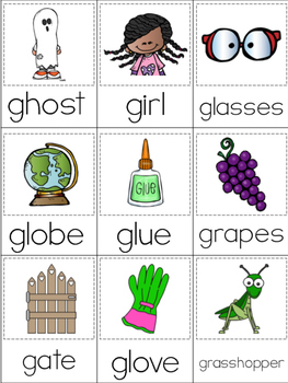Phonics Instruction: Letter Gg