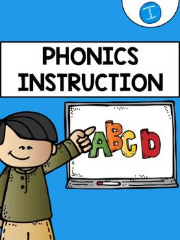 Phonics Instruction: Letter Ii