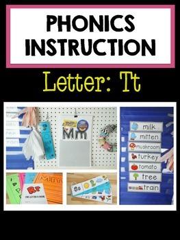 Phonics Instruction: The Letter Tt