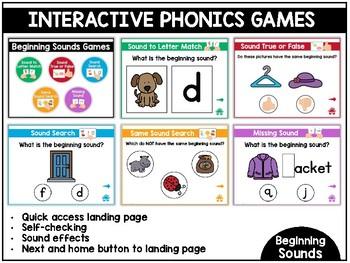 Phonics Interactive Files