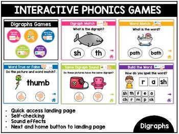 Phonics Interactive Files Part 2