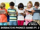 Phonics Interactive Files Part 2 | DISTANCE LEARNING GOOGL