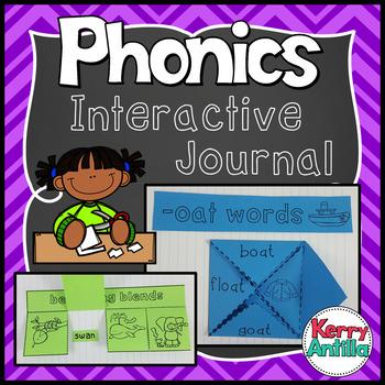 Phonics Interactive Journals
