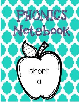 Phonics Interactive Notebook Freebie - Short A