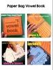 Phonics Interactive Notebook: Short Vowels AEIOU