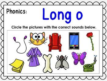 Phonics Interactive Power Point: Long o O_E