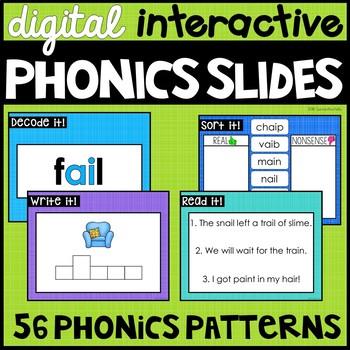 Phonics Interactive Powerpoint
