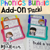 Phonics Intervention - Add On Pack!