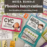 Phonics Intervention Pack