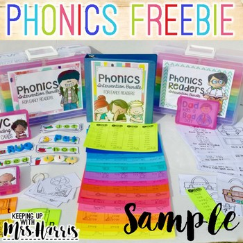 Phonics Intervention Bundle