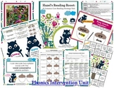 Phonics Intervention Bundle: Multisyllabic Words {Charlie Chunking Chipmunk}