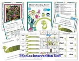 Phonics Intervention Bundle: One Syllable Words (Distance Learning)