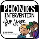 Phonics Intervention Flip-book
