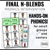 ng and -nk Final Blends Phonics