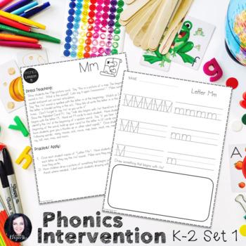 Phonics Intervention Set 1