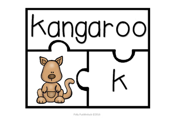 Phonics Jigsaw Activity Pack