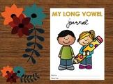 Phonics Journal - Long Vowel CVCE