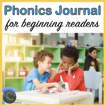 Phonics Journal for Beginning Readers