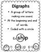 Phonics K Extension Kit 2 (Digraphs Through Blends)