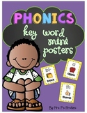 Phonics Key Word Mini Posters