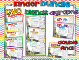 Phonics- Kinder Bundle