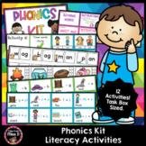 Phonics Kit - Literacy Activities